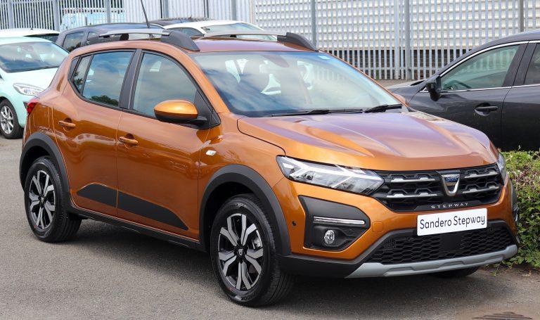 Dacia Sandero, cea mai vândută mașină în Europa