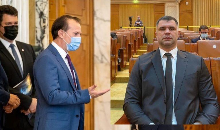 """Daniel Ghiță(deputat PSD) – despre """"Guvernul penal Cîțu"""": Trebuie trimis acasă până nu începe să-și numească miniștrii direct din pușcărie"""