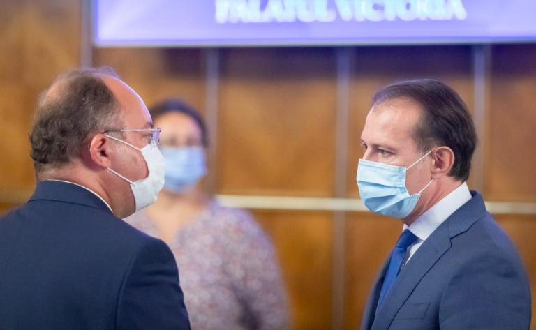 Florin Cîțu, vizită în Ucraina alături de ministrul de Externe, Bogdan Aurescu