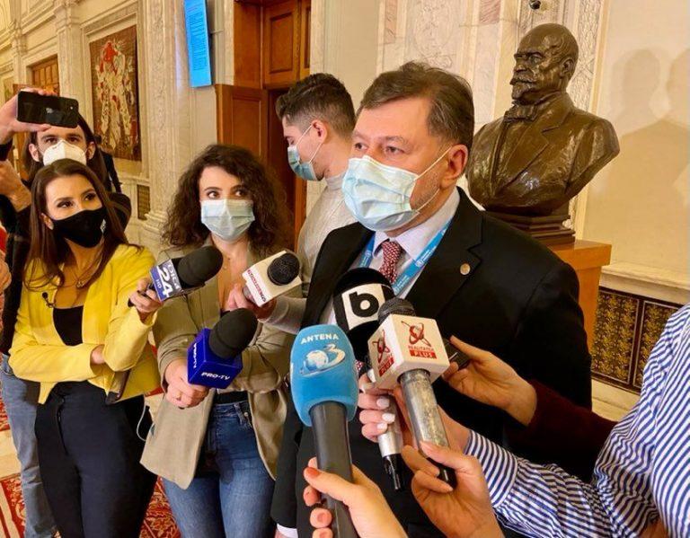 Alexandru Rafila: Dacian Cioloș, când era premier, a încercat discreditarea corpului medical