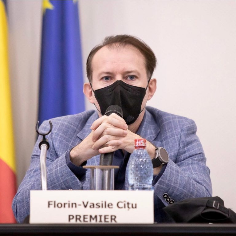 Premierul Cîțu: PNRR aprobat în ultima săptămână din septembrie