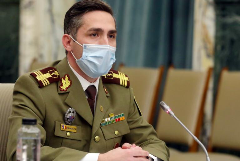Valeriu Gheorghiță: O persoană vaccinată scapă de Sars-Cov-2 în 5,5 zile