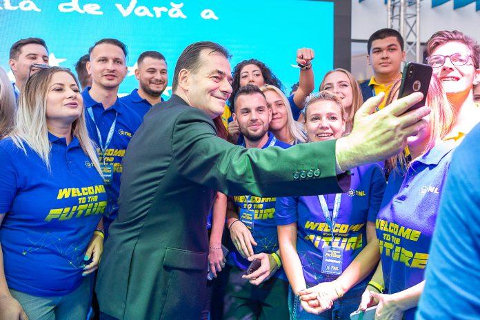 Orban la Scoala de vara