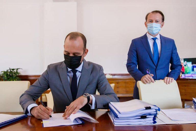 Dan Vîlceanu, mesaj de susținere pentru Florin Cîțu: Să rămână premier