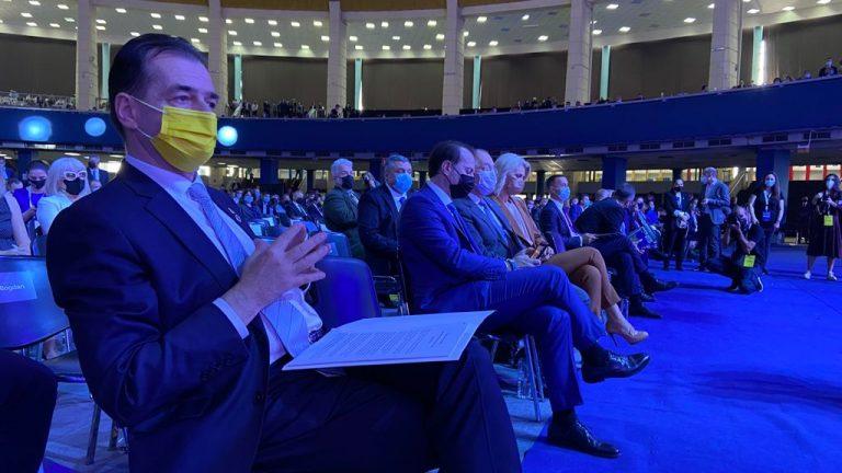 Orban și-a prezentat raportul de activitate: PNL a guvernat bine în cea mai mare criză după Al Doilea Război Mondial