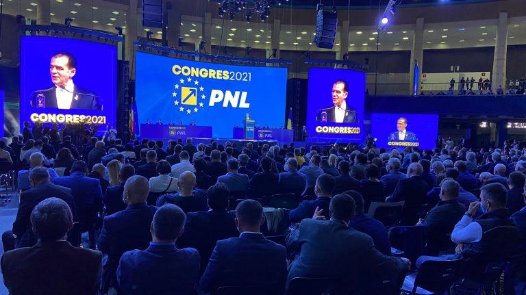 """Congres PNL. Ludovic Orban: """"Din punct de vedere moral, al opiniei publice, am câștigat această competiție"""""""