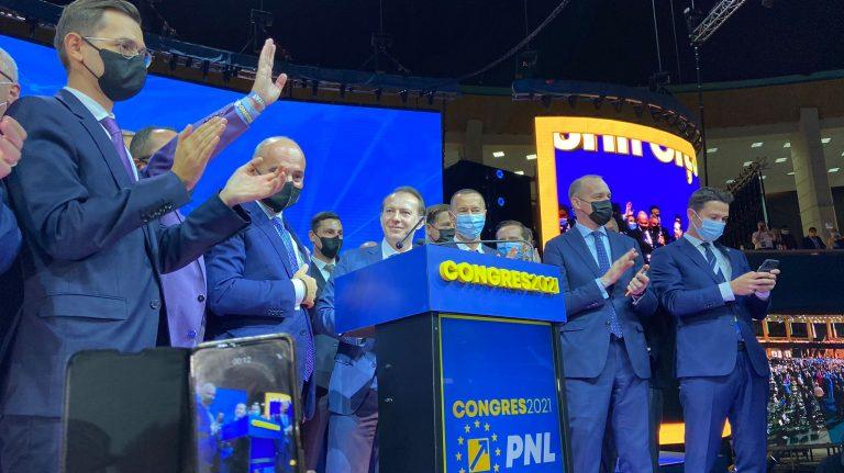 BREAKING Florin Cîțu câștigă președinția PNL: Nu mă surprinde alegerea dumneavoastră! – VIDEO