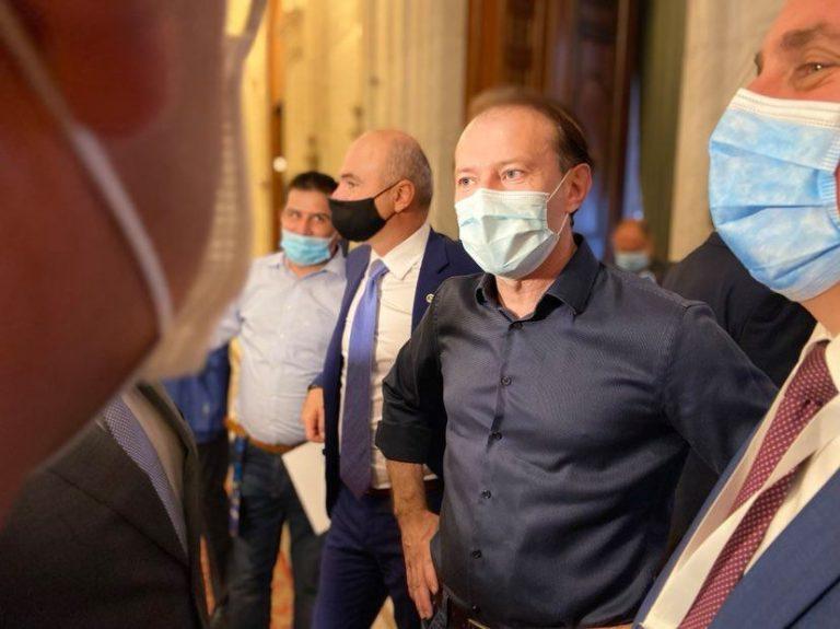 Cîțu: România a pierdut în acest an fonduri europene de 4,7 milioane de euro pentru decontarea de teste RT PCR