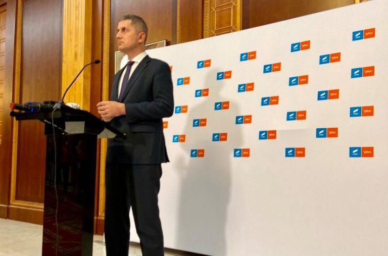 Dan Barna după discuția cu președintele Iohannis: O întâlnire de care am fost dezamăgit