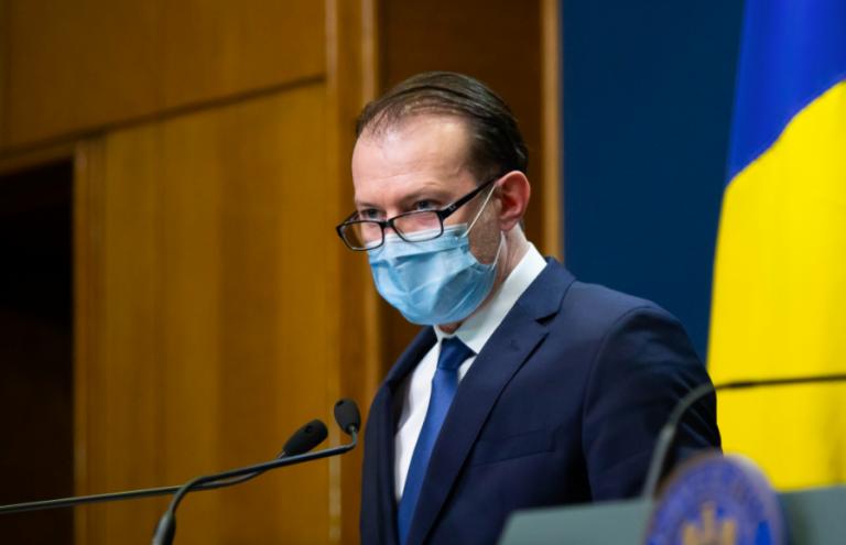 Premierul Cîțu: PNL rămâne ferm în spatele preşedintelui Iohannis