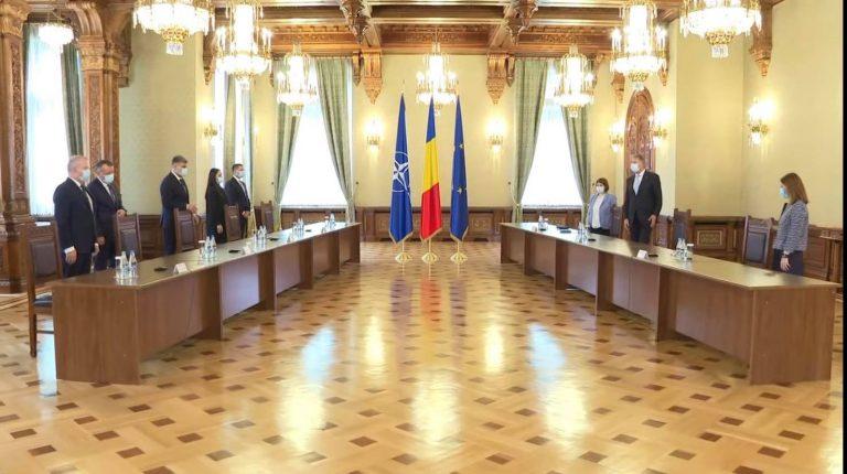 Marcel Ciolacu, liderul PSD: Nu se poate vorbi despre guvern minoritar, indiferent al cărei formațiuni politice va fi