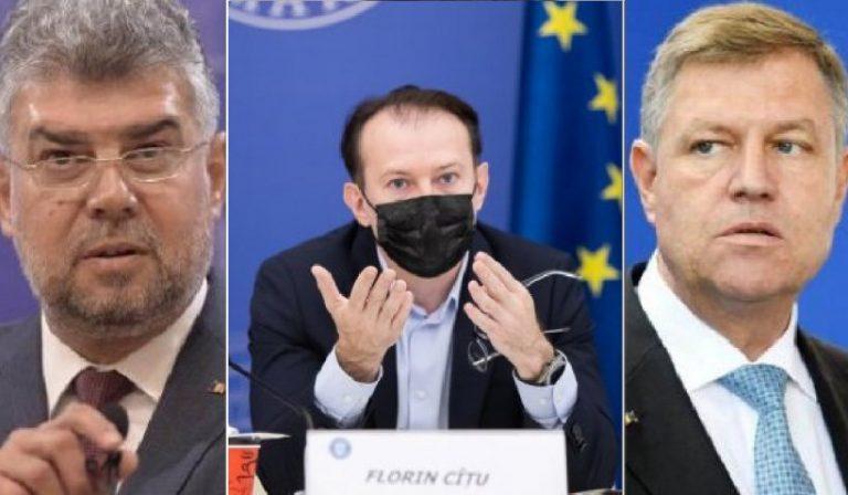 """Ciolacu îi cere lui Iohannis și Cîțu """"să scoată măcar cele peste 300 de ventilatoare care zac în depozitele UNIFARM"""""""
