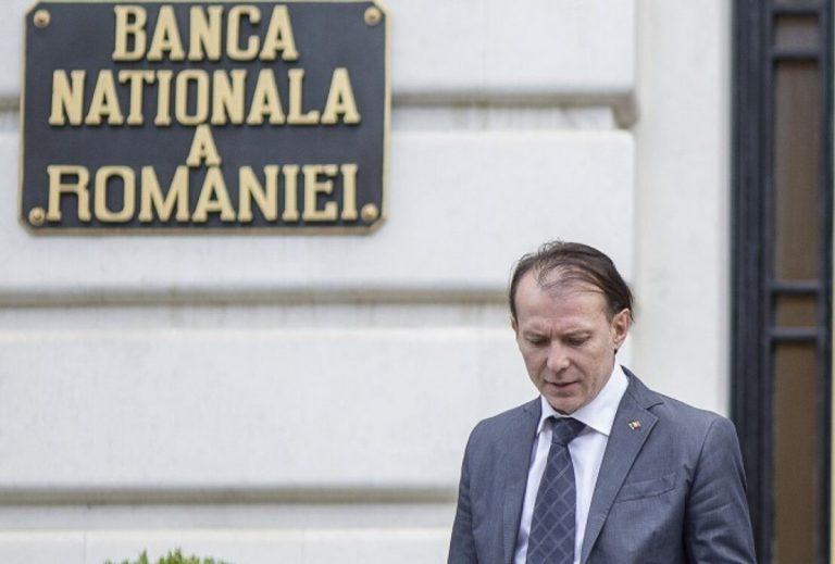 Premierul Cîțu, despre mesajul BNR că PNRR este incert: Sunt 100% de acord cu banca centrală: dacă ne uităm la trecut și eu aș spune la fel