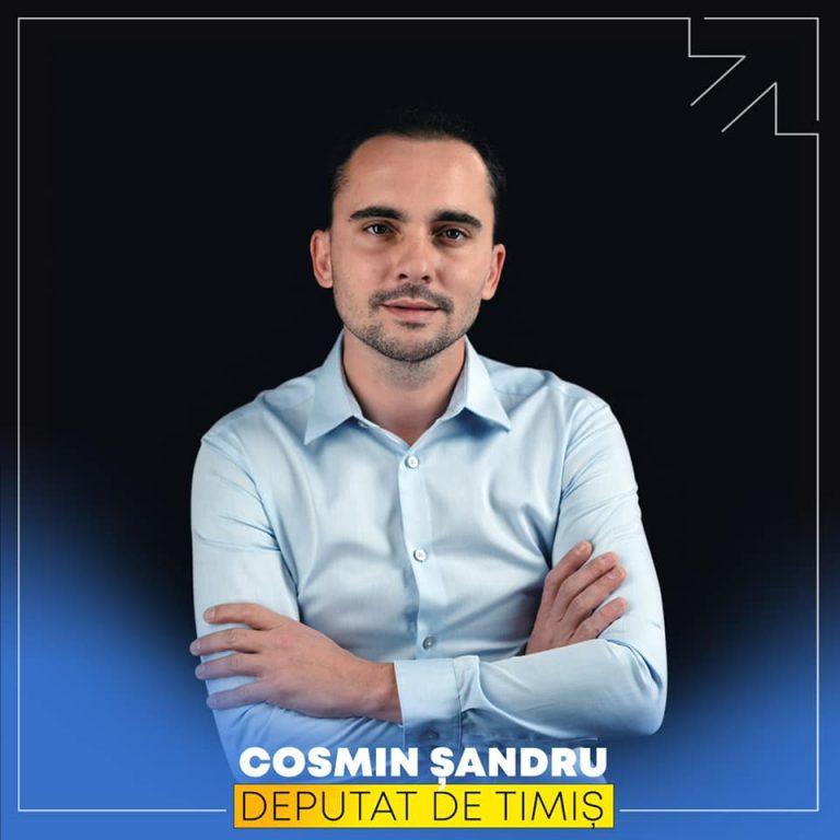 BREAKING NEWS / Deputatul PNL Cosmin Şandru – urmărit penal de DNA pentru mită la moţiunea de cenzură