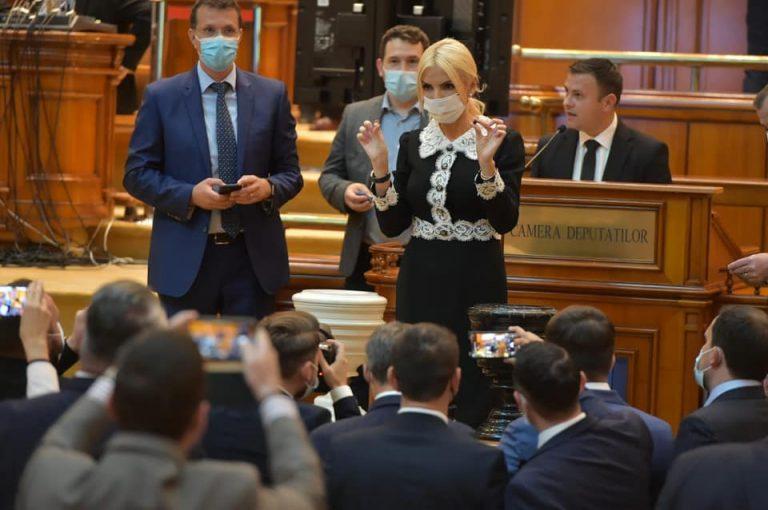 REACȚIA Laurei Vicol, după nominalizarea lui Cioloș: Această nominalizare este un act de iresponsabilitate la cel mai înalt nivel al statului