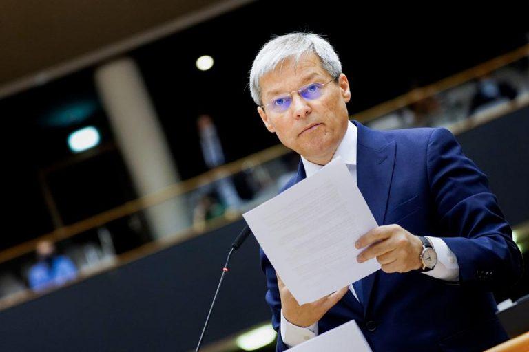 Preşedintele USR PLUS, Dacian Cioloş: Un guvern minoritar nu poate lua decizii importante