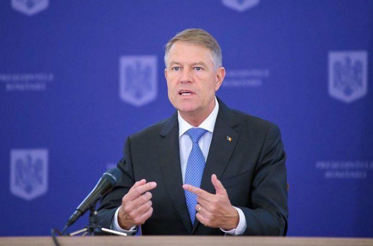 Klaus Iohannis a reiterat solicitarea României de a deveni cât mai curând membră a Spaţiului Schengen